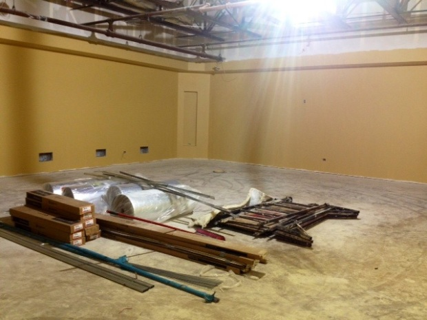 Western Springs Nears Completion!